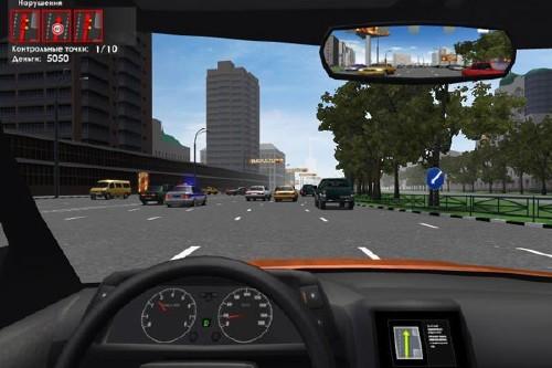 Самоучитель Вождения по Городу скачать торрент 2013